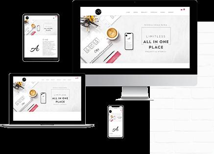 web design - projektowanie stron www